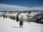 [ Snowboarding at Beaver Creek, CO ]